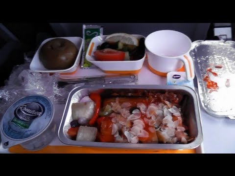 LUFTHANSA LONG HAUL INFLIGHT EXPERIENCE ONBOARD A330-300