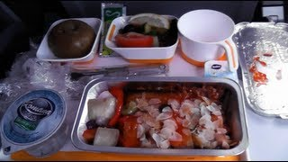LUFTHANSA LONG HAUL INFLIGHT EXPERIENCE ONBOARD A330-300