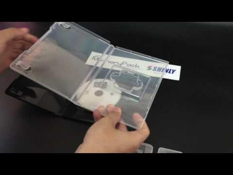 DVD box for memory card mini case jewel box (www.memorypack.com.tw)