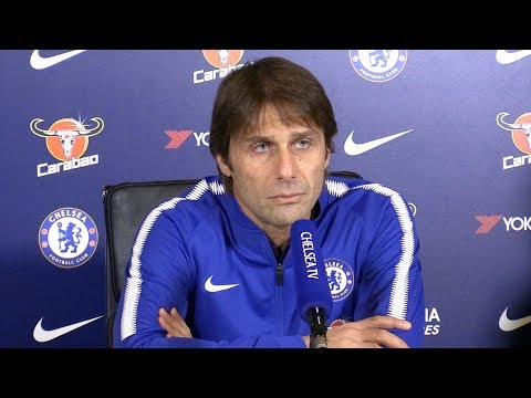 Antonio Conte Full Pre-Match Press Conference - Chelsea v Swansea - Premier League