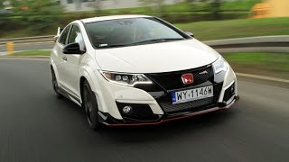 Honda Civic Type-R - mroczny zabijaka