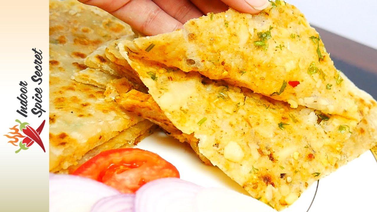 Aloo paratha | Aloo Paratha Recipe | Punjabi Aloo Paratha Recipe
