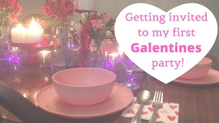 Galentines Day Party I Valentines 2020 I Valentines Party Decor