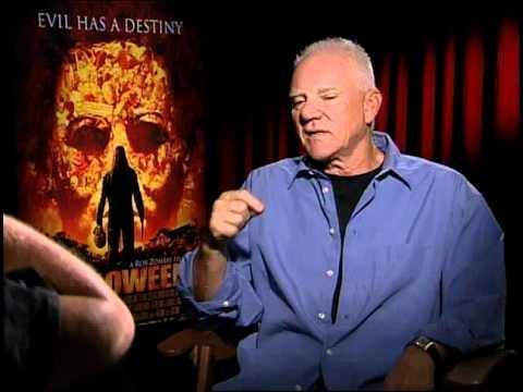 Halloween - Exclusive: Malcolm McDowell