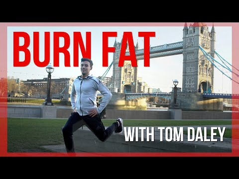 How To Burn Fat in Your Lunch Break in 5 Minutes   Tom Daley