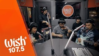 "Silent Sanctuary performs ""Paalam"" LIVE on Wish 107.5 Bus"