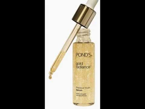 Ponds Gold Radiance Precious Youth Serum