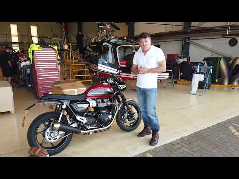 Triumph Speed Twin 1200 Review (Part 1)
