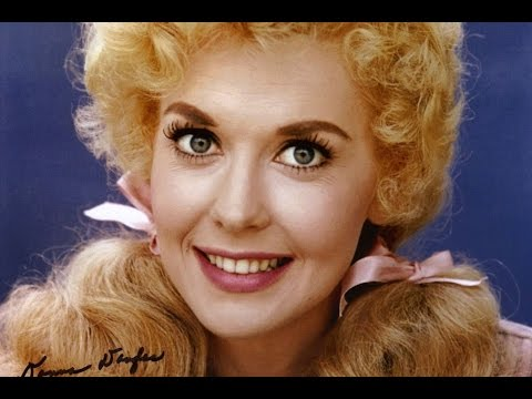 THE DEATH OF DONNA DOUGLAS