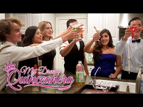 Damas Dresses and Candied Cocktails - My Dream Quinceañera - Gianna Ep 3