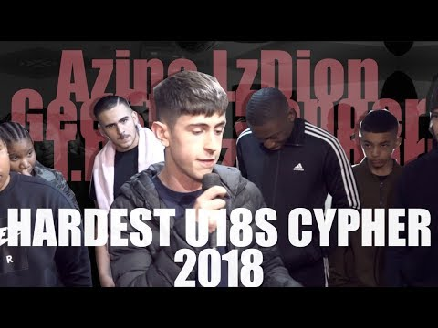 HARDEST U18 CYPHER 2018 #U18CYPHER [BL@CKBOX] @WE_R_BLACKBOX