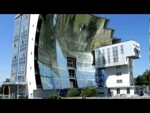 Solar Furnace - Le four solaire d'Odeillo