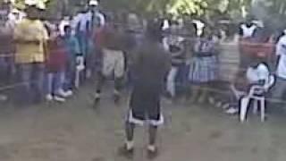 Eastside Backyard Brawl Brian vs. Shi ROUND 3