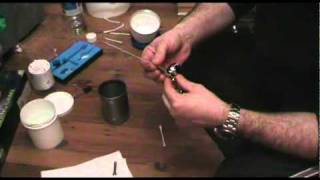 Model tips, How to clean your airbrush after Enamel & Acrylic paint use