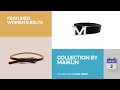 Collection By Maikun Featured Women's Belts