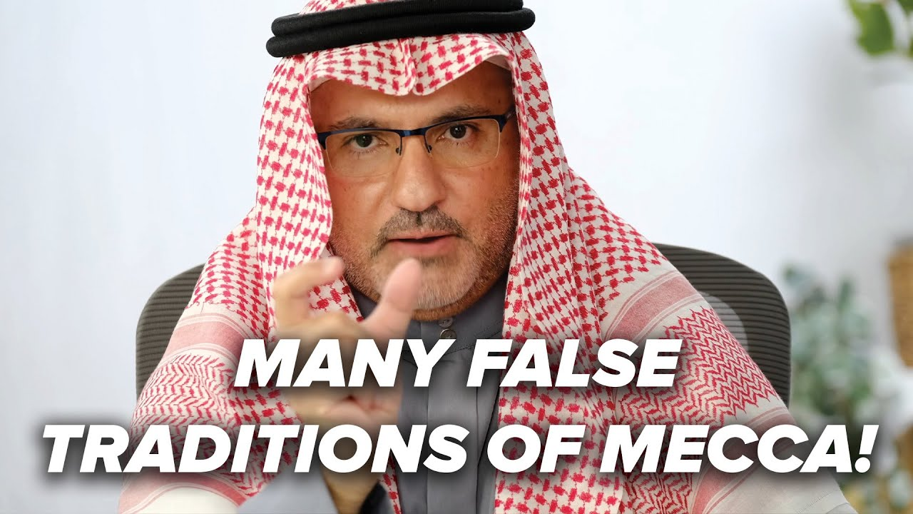 Many False Traditions of Mecca! - Mecca - In Search of a Place - Episode 2