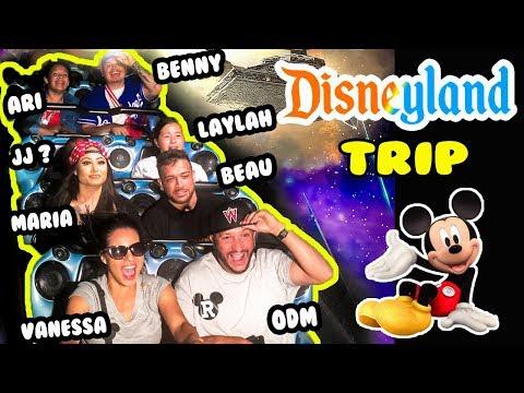 ODM - Our Family Trip To Disneyland   Star Wars Galaxy Edge