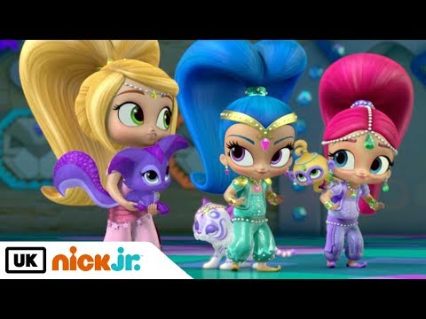 Shimmer and Shine   Bungle in the Jungle   Nick Jr. UK