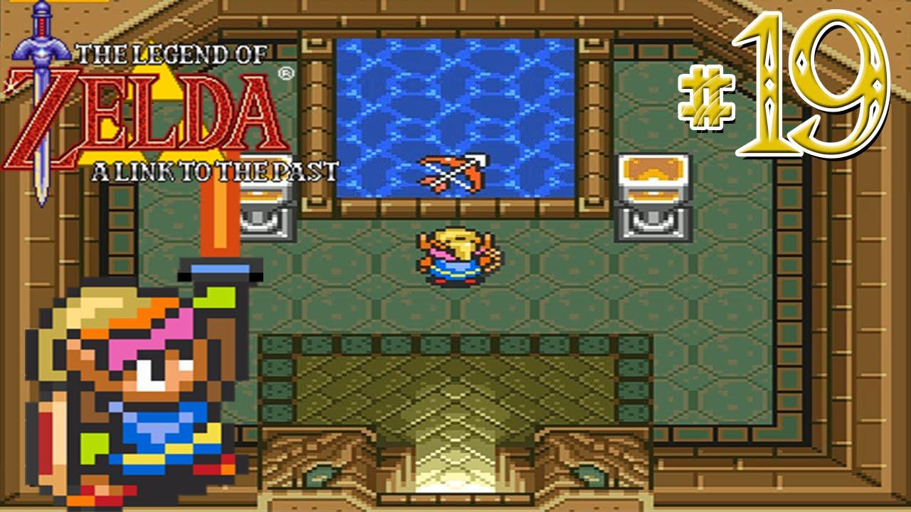 The Legend of Zelda: A Link to the Past - Walkthrough - Part 19 - Silver  Arrows/Golden Sword