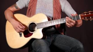 "Glen Campbell Guitar Lesson ""Southern Nights"" - How to Play - Tutorial, Chords"