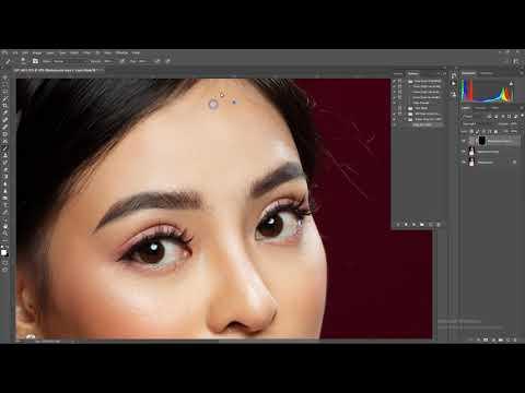 [ Share ] Action Làm Mịn Da Trong 1 Nốt Nhạc Trong Photoshop