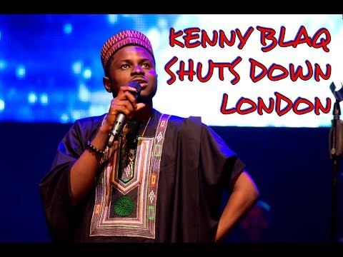 KENNY BLAQ LATEST COMEDY FULL PERFORMANCE IN LONDON
