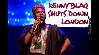 KENNY BLAQ LATEST COMEDY FULL PERFORMANCE IN LONDON 2018