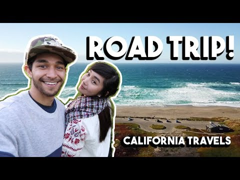 Family Road Trip! (The California Coast)