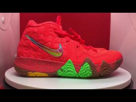 timeless design 898e8 7304a Kyrie 4 Lucky Charms