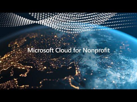 Microsoft Cloud For Nonprofit| Nonprofits & Activism