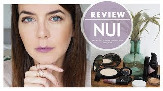 Nui cosmetics make up | vegan tierversuchsfrei naturkosmetik jucepauline