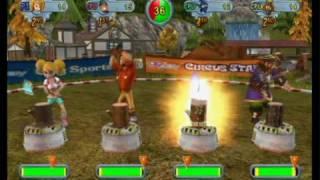 Go Play Lumberjacks Review (Wii)