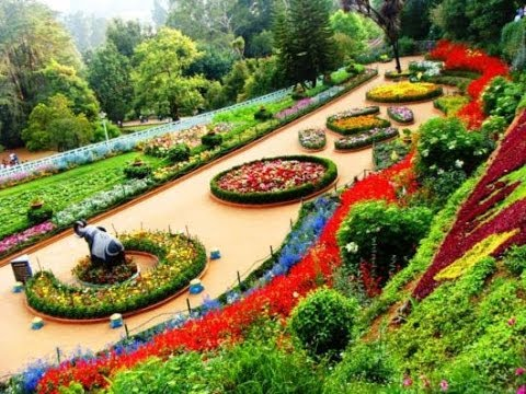 Ooty Beautiful Hill Station In South India HD 2014 HD