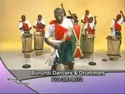 Dr Mike Okeke; TV Topic: Burundi