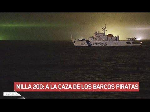 Milla 200: A la caza de los barcos piratas (Parte 1)