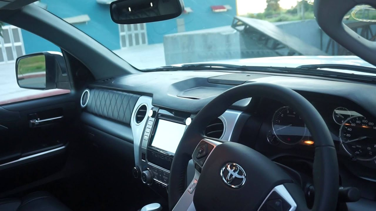 right hand drive conversion toyota tundra youtube. Black Bedroom Furniture Sets. Home Design Ideas