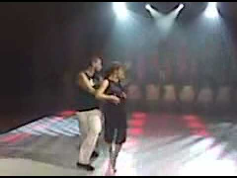 Take the Lead Tango Dance by Victor Cintron and Sarah Riley