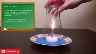 Eksperyment #26 Magiczna woda (doświadczenia z wodą) doświadczenia przyrodnicze