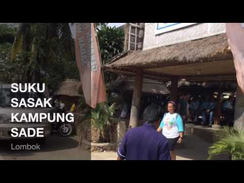VLOG #FIRST I TRAVEL IN LOMBOK