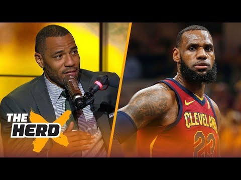 Kenyon Martin On Lebron's Future In 'The Land' And Westbrook Trade Rumors | NBA | THE HERD
