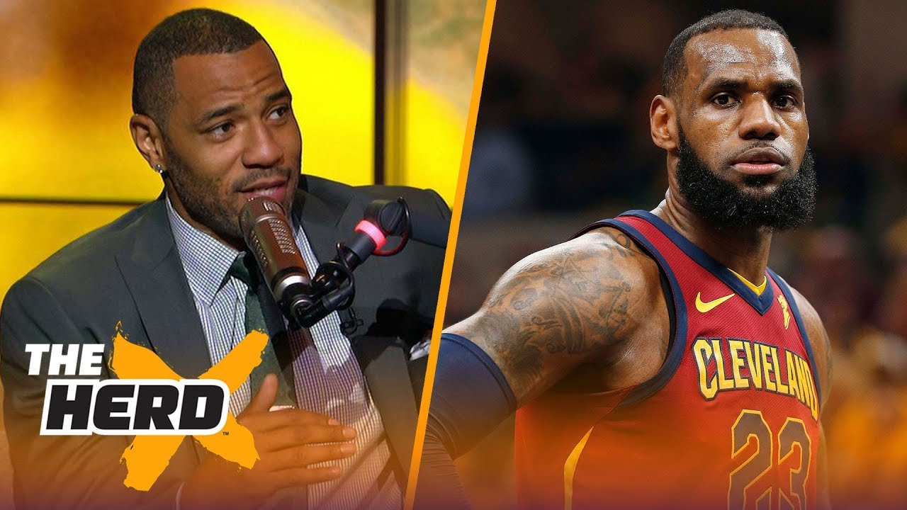 Kenyon Martin on Lebron's future in 'The Land' and Westbrook trade rumors | NBA | THE