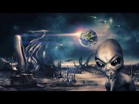 Koyotl - Alien Theory Set [PsyTrance Mix] ᴴᴰ