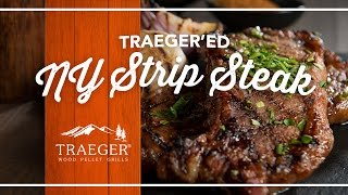 Easy Strip Steak Recipe By Traeger Grills