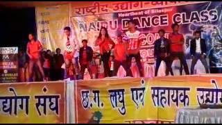 Aaj ki RAAT & JUMMA CHUMMA PERFORMANCE NAIDU DANCE CLASSES