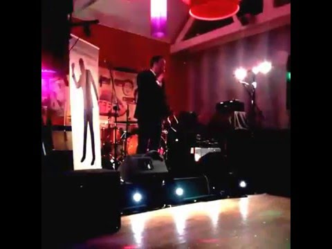 Michael Buble Tribute - Holly Jolly Christmas - Steve Maitland