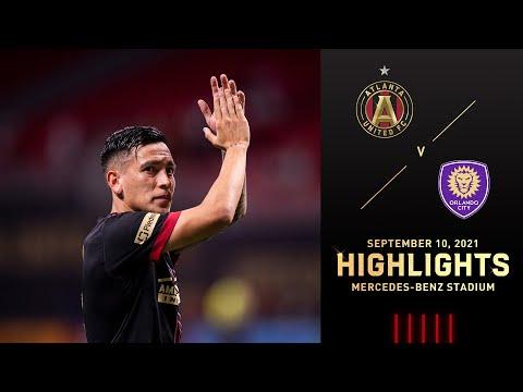 Atlanta United Orlando City Goals And Highlights