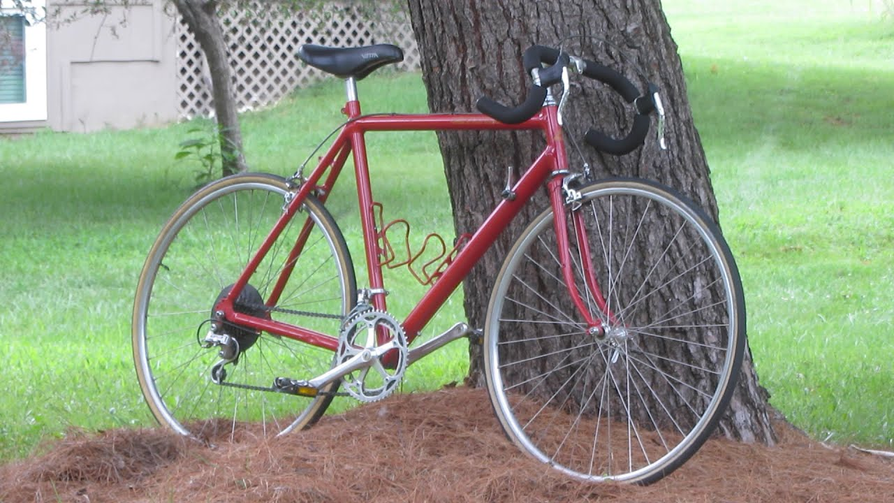 299f348c235 Vintage Cannondale Road Bike Review - YouTube