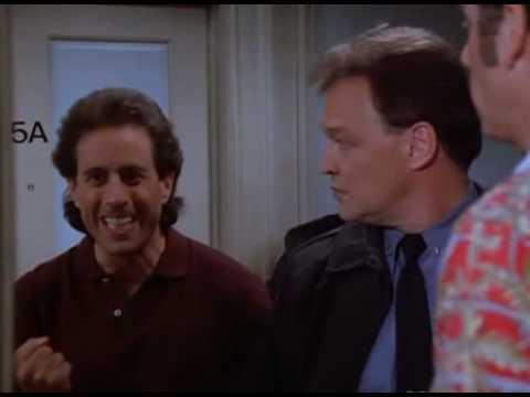 Seinfeld saying Newman!