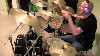 DRUM COVER Lack of comprehension by DEATH