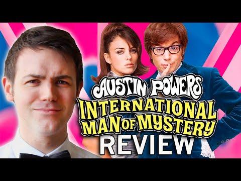 Austin Powers: International Man Of Mystery Review